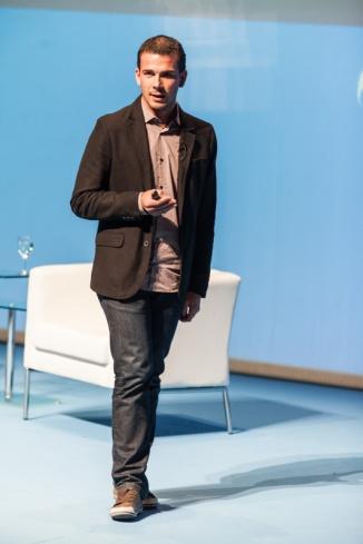 """Javier Muiña: """" en los problemas hay oportunidades"""""""