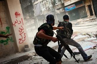 FSA Militias in Aleppo